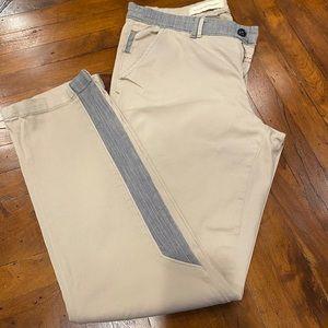 Anthropology Khaki Pants Size 30